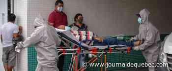 COVID-19: des patients évacués d'un État brésilien en plein chaos