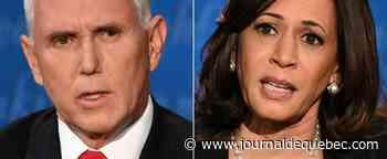 Mike Pence et Kamala Harris se sont parlé par téléphone