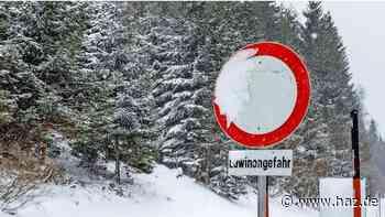 Skitourengeher stirbt bei Lawinenabgang in Tschechien