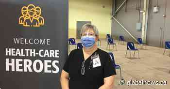 Retired nurses stepping up to help the coronavirus vaccine efforts in London, Ont.