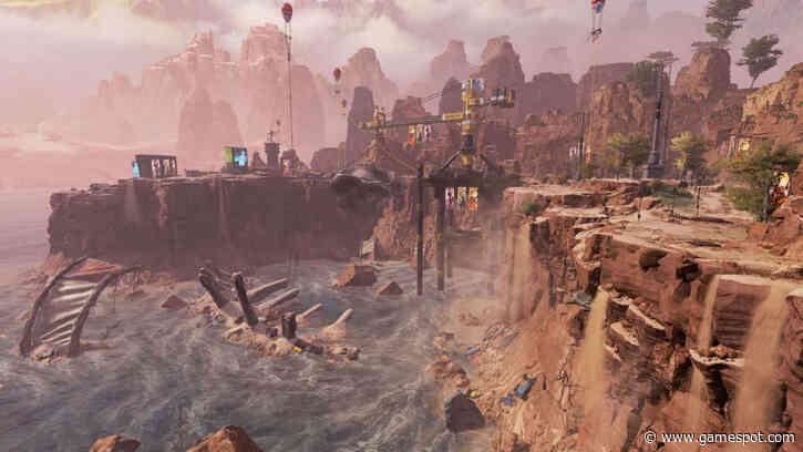 Apex Legends Kings Canyon Map Returns Alongside The Mirage Voyage