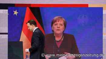 """Söder schwärmt auf CDU-Parteitag von Merkel: """"Sie hält uns zusammen"""""""