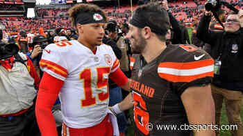 Browns at Chiefs odds, picks: Point spread, total, player props, expert picks for AFC playoff matchup