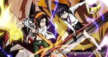 New Shaman King Anime Casts Michiko Neya, Tooru Sakurai - Anime News Network