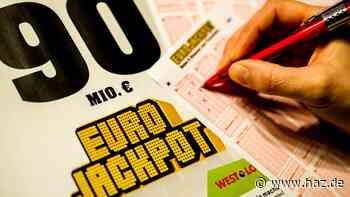 90 Millionen Euro gewonnen: Deutscher knackt den Eurojackpot