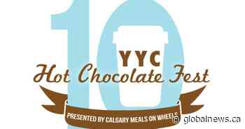 Global Calgary supports: YYC Hot Chocolate Fest