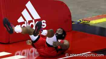 James Harden on Rockets exit: 'I wasn't disrespectful to anyone'