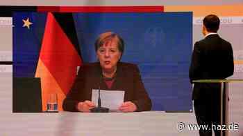 Merkels Empfehlung: Das Votum der Kanzlerin ist Laschets Vorteil