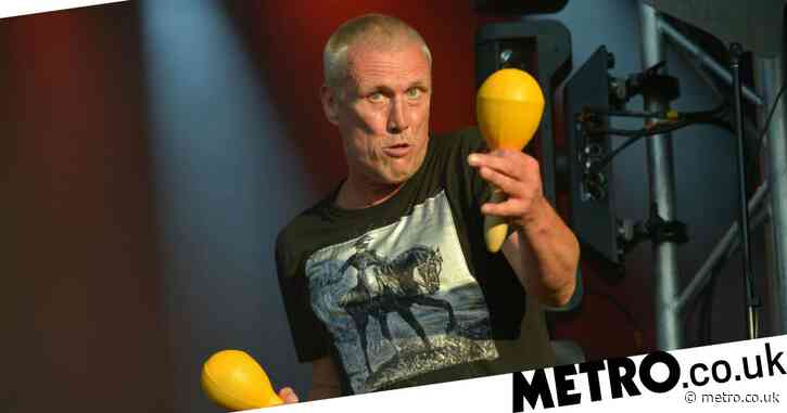 Happy Mondays' Bez was spending £100 a week on chocolate before taking action to boost fitness