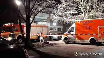 22-Jährige lag tot auf Parkplatz: Mann soll Schwangere erstochen haben