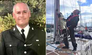 Tributes paid to 'dedicated' police officer who was killed in a car crash
