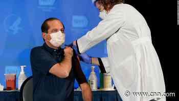 Despite Trump admin. promise, 'reserve' second vaccine doses are gone