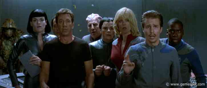 Galaxy Quest 2: Tim Allen Gives An Update On The Script