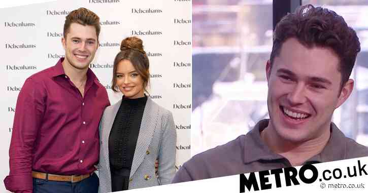 Curtis Pritchard's no longer in touch with other Love Islanders and has 'no idea' what Maura Higgins is doing