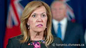 Ontario considers delaying second COVID-19 doses ahead of potential vaccine shortage
