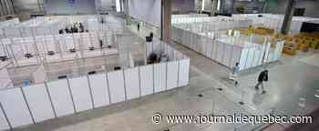 [PHOTOS] COVID-19 dans la Capitale-Nationale: un «méga centre de vaccination» à ExpoCité