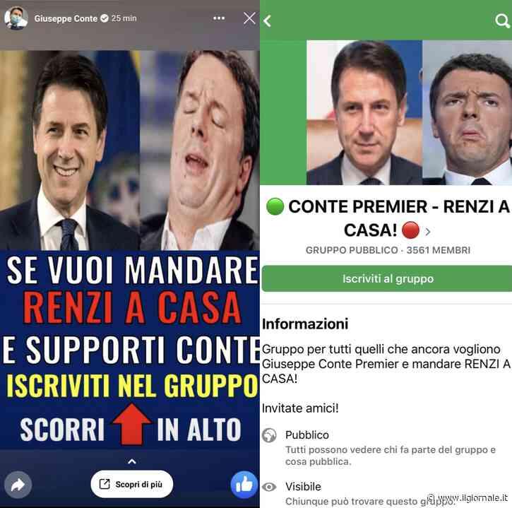 """""""Tentativo di hackeraggio"""", """"Non risultano evidenze"""": Palazzo Chigi smentito da Facebook"""