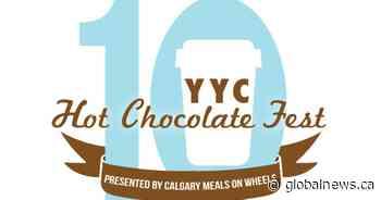 Global Calgary & 770 CHQR support: YYC Hot Chocolate Fest