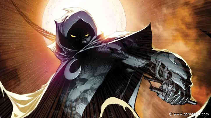 Ethan Hawke Lands A Role On Marvel's Moon Knight