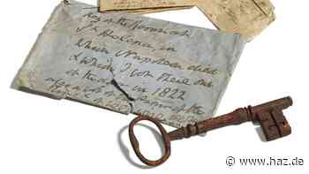 Schlüssel von Napoleons Sterbezimmer für 81.900 Pfund versteigert