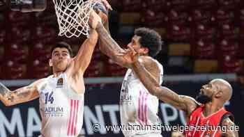 Basketball-Euroleague: Münchner Basketballer unterliegen Real Madrid
