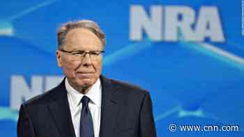 National Rifle Association files for bankruptcy
