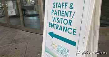 U.K. variant of COVID-19 likely already in Windsor, Ont., hospital chief of staff says
