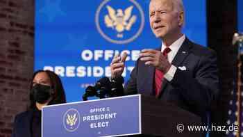 Biden will Impfkampagne in den USA in Schwung bringen
