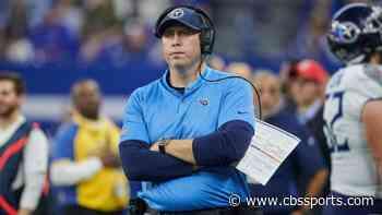 Falcons hire Titans OC Arthur Smith as next head coach