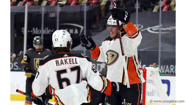 Ducks' youngest players listened, learned and produced in season opener