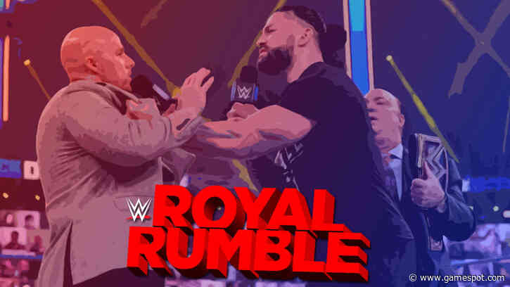 Royal Rumble 2021: Match Card, How To Watch, And Start Time For The WWE PPV