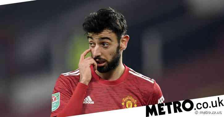 Bruno Fernandes responds to Jurgen Klopp over Manchester United penalty jibe