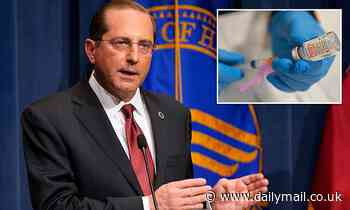 There is NO vaccine stockpile: Reserve was exhausted when administration vowed to release doses