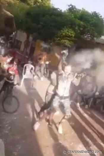 Comunidad denuncia fiesta carnavalera en el barrio La Curva de Polonuevo - Diario La Libertad