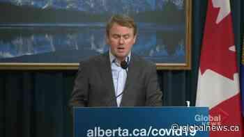 Alberta to experience delay in Pfizer COVID-19 vaccine deliveries