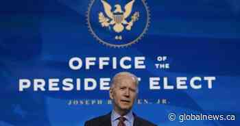 Here's a look at Biden's $1.9T coronavirus stimulus, vaccine plan - Global News
