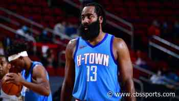 James Harden says in his introductory press conference that he and his Nets co-stars are ready to sacrifice