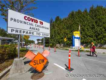 """Horgan doesn't have to """"hem and haw"""" on restricting interprovincial travel, say some experts"""