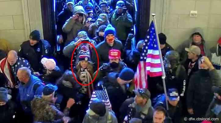 Frisco Realtor Jenna Ryan In Custody For Alleged Involvement In US Capitol Riot, FBI Raids Home