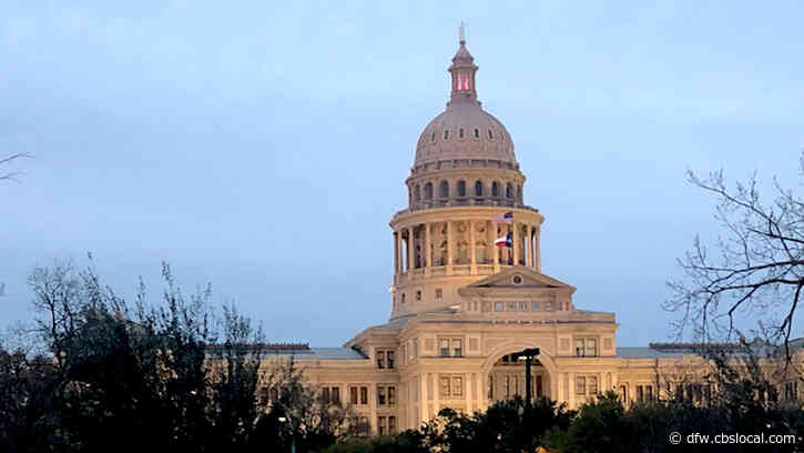 Texas State Capitol Closed Through Inauguration Day 'Out Of Abundance Of Caution'
