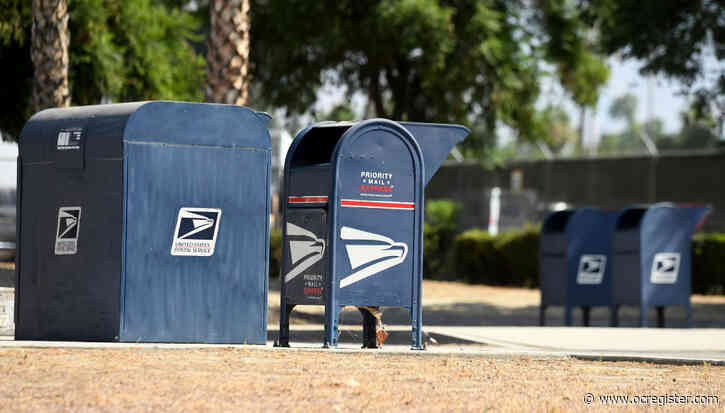 Postal Service to remove collection boxes in L.A., O.C. ahead of potential protests