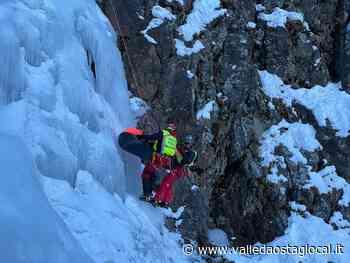 Full immersion addestrativa del Soccorso alpino a Gressan - Valledaostaglocal.it