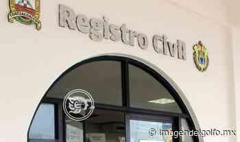 Limitarán servicios del Registro Civil en Coatzacoalcos; piden comprensión - Imagen del Golfo