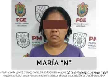 Por homicidio doloso, mujer es procesada en el Cereso de Coatzacoalcos - Imagen del Golfo