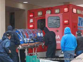 """""""Urge al gobierno"""" acelerar vacunación - El Heraldo de Coatzacoalcos"""