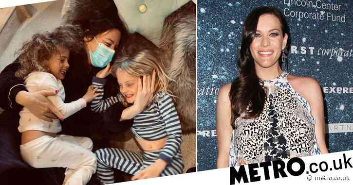 Liv Tyler reveals she had Covid: 'Being isolated in a room alone for 10 days is trippy to say the least'