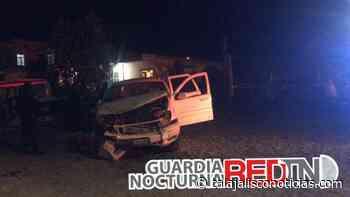 Choca particular y patrulla en Tala. - Tala Jalisco Noticias