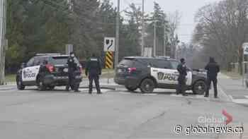 Halton Regional Police investigate possible shooting in Oakville