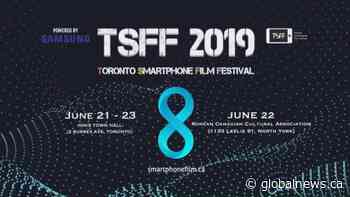 Toronto Smartphone Film Festival returning