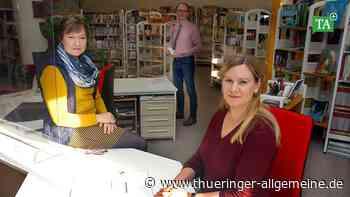 Stadtbibliothek Bad Berka braucht keinen großen Tresen mehr - Thüringer Allgemeine